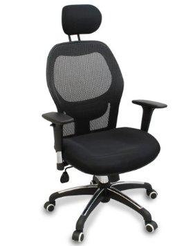 Executive Ergonomic Mesh Swivel Chair
